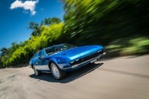 El Lamborghini Jarama cumple 50 añitos y sigue siendo espectacular