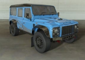 ¡El clásico Land Rover Defender está de vuelta!: mucho mejor que antes