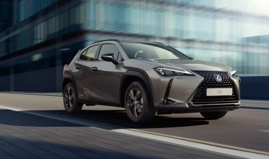 Lexus refuerza el equipamiento y la gama del UX250h: más interesante para 2021