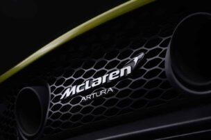 ¡Confirmado! McLaren lanzará un híbrido de alto rendimiento en 2021 y se llamará Artura