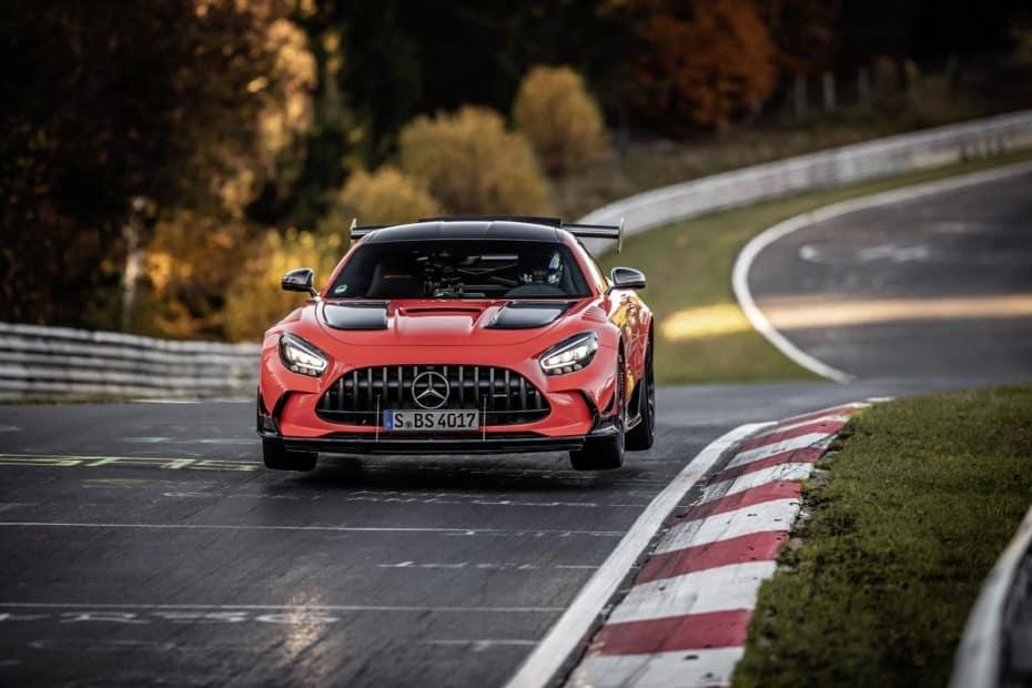 Tiempos de vuelta en Nürburgring: ¿Cuáles son los coches más rápidos del Ring?