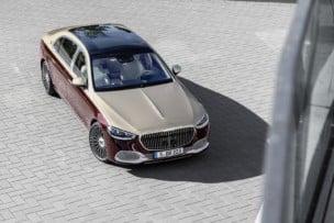 ¡Oficial! Así es el Clase S de Mercedes-Maybach: cinco metros y medio de puro lujo
