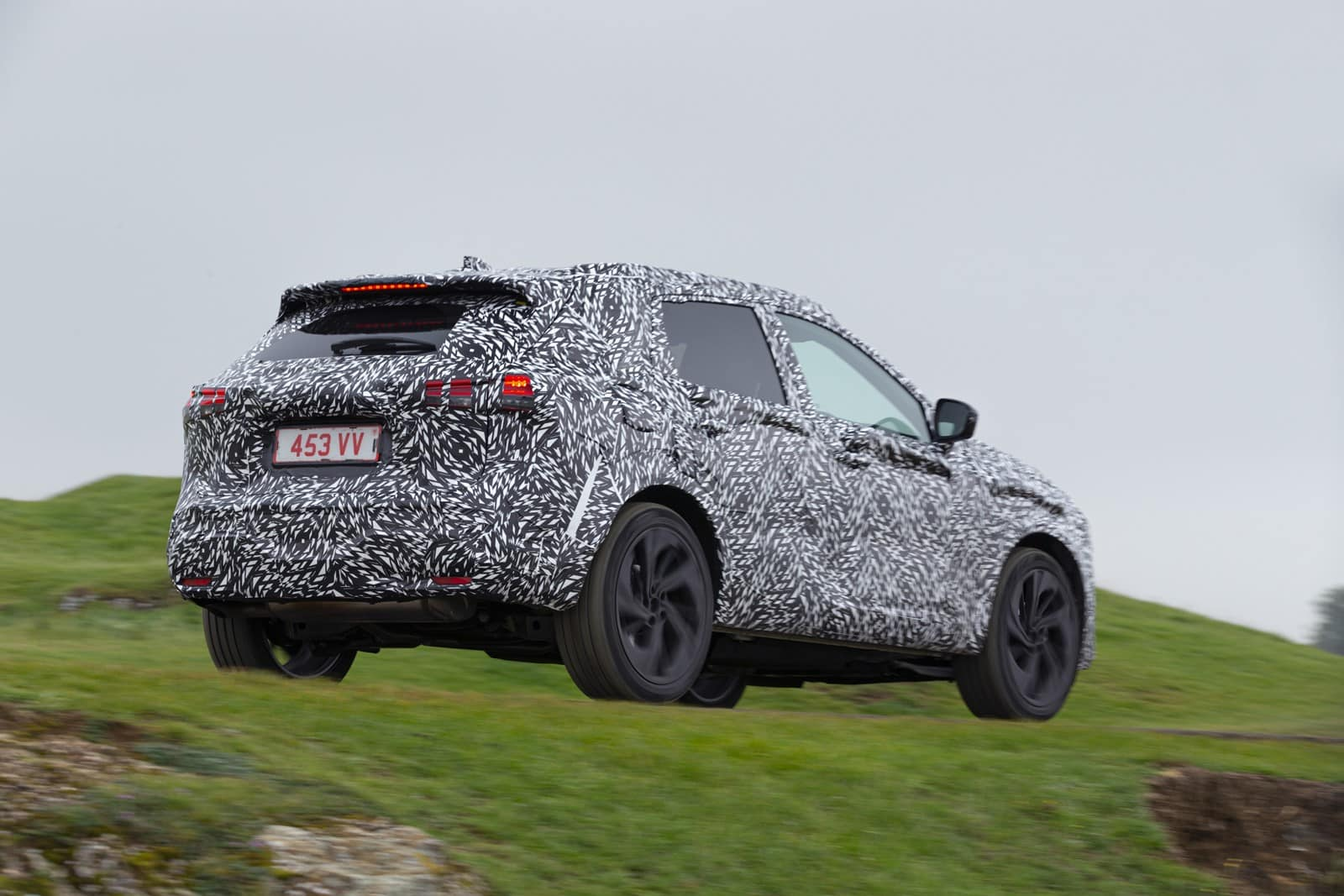 One last look at the 2021 Nissan Qashqai ahead of its debut this week