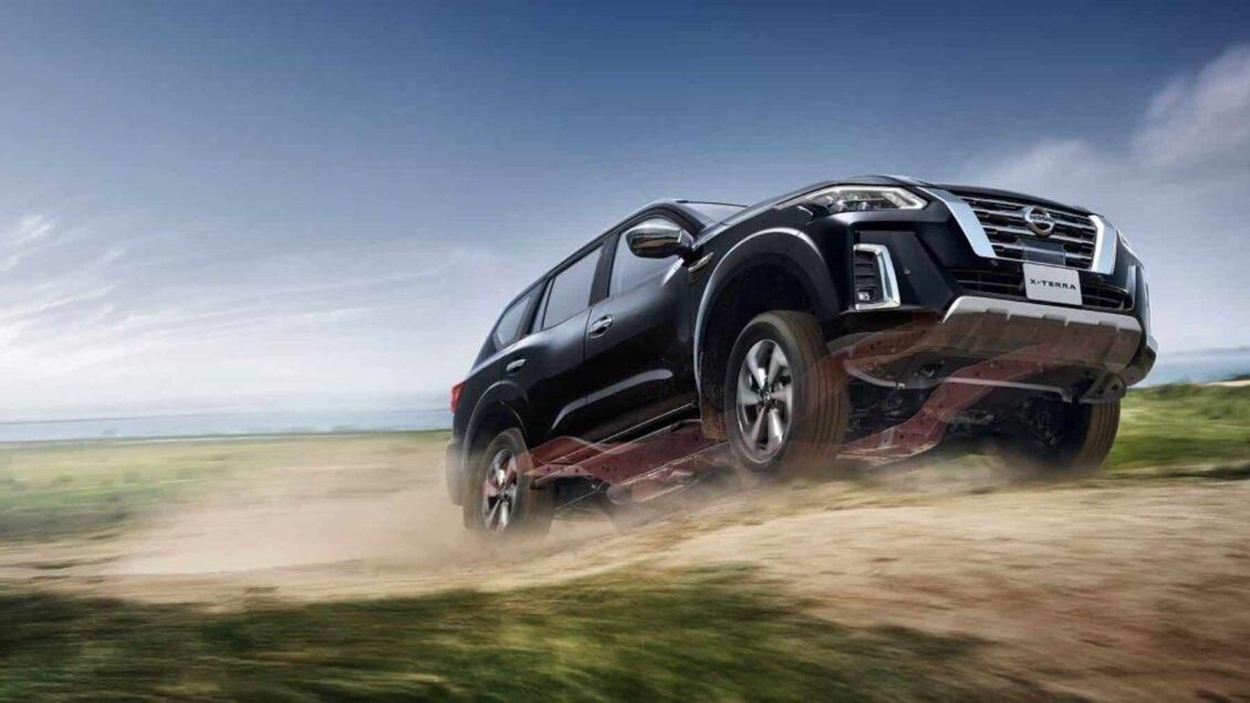 Nissan X-Terra 2021: el SUV de 7 plazas vuelve sobre la base del Navara para la tierra de los petrodólares