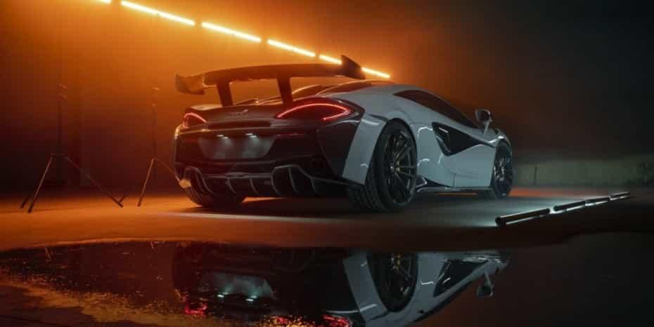 Novitec le mete mano al McLaren 620R y lo hace aún más bestia