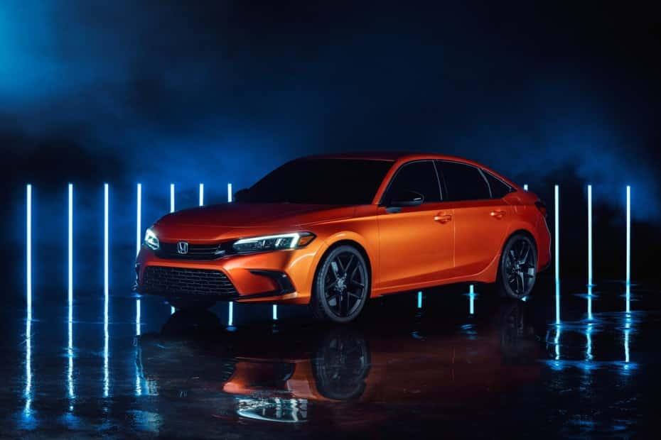 ¿Qué te parece el nuevo Honda Civic?: ¿ahora sí?