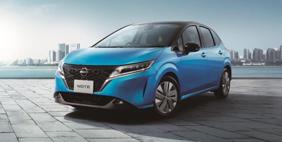 ¡Oficial! Así el nuevo Nissan Note y estos son sus detalles