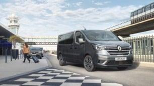 ¡Oficial!: Así son los nuevos Renault Trafic Combi y SpaceClass