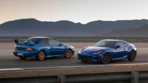 ¡Oficial! Nuevo Subaru BRZ: mayor motor, más potencia y par y la misma filosofía