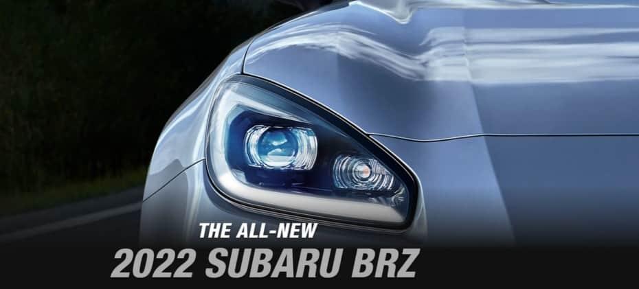 El Subaru BRZ ya tiene fecha de lanzamiento: nuevos detalles