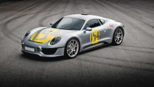 Porsche Le Mans Living Legend: el prototipo que tuvo un ocho cilindros con el sonido más increíble