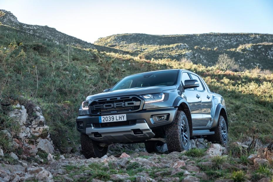 Prueba Ford Ranger Raptor 2.0 TDCI 213 CV 4×4 10AT 2020: Harás el bestia sin miedo y a toda velocidad