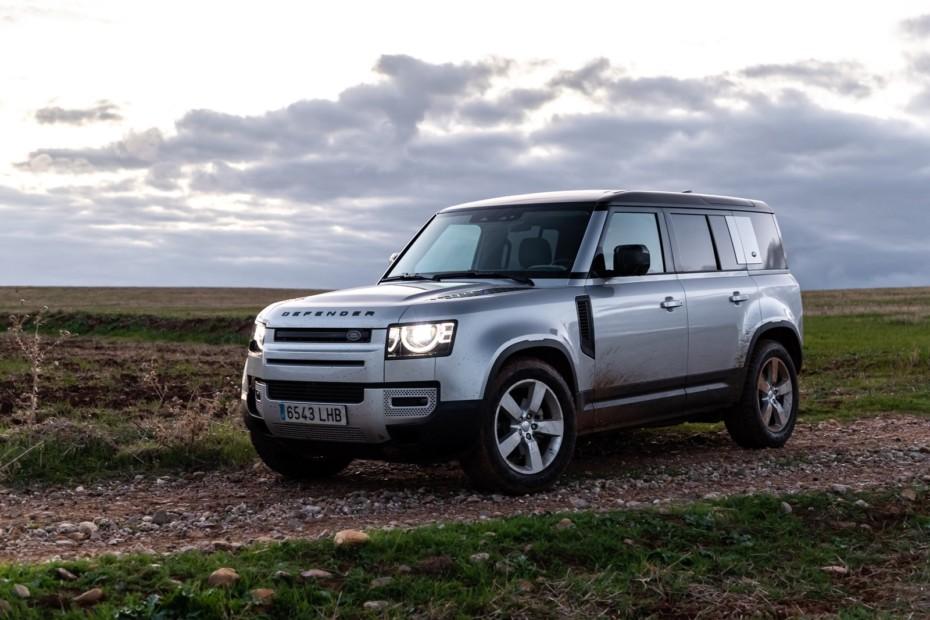 Prueba Land Rover Defender 110 SD4 240 CV 2020: Ha perdido la esencia, pero ha ganado muchas otras cosas
