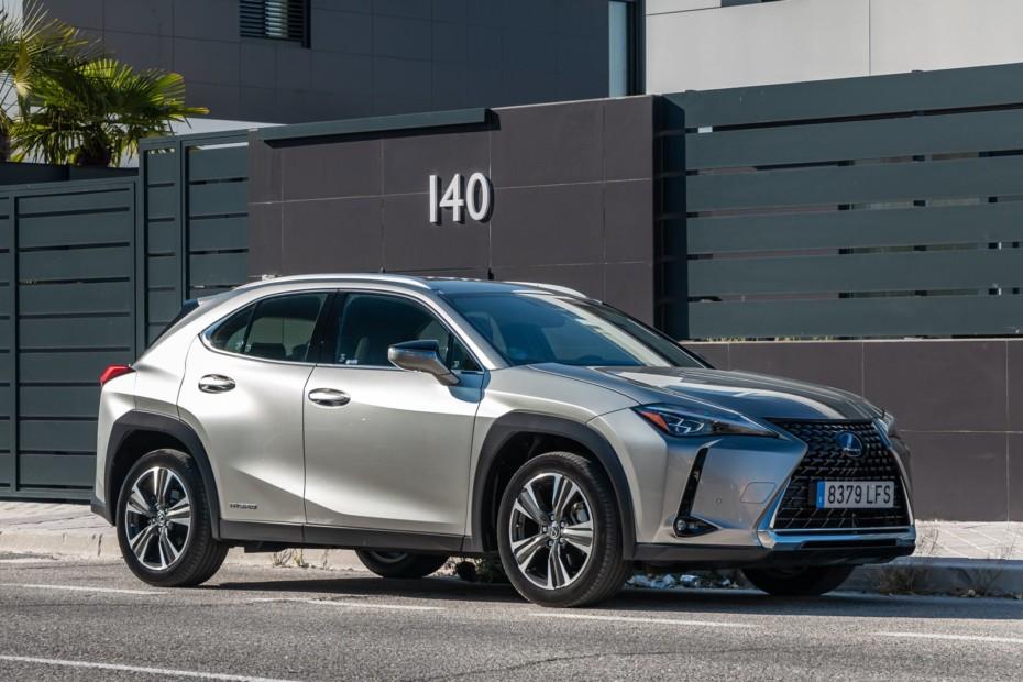 Prueba Lexus UX 250h 184 CV Luxury 2020: Una de cal y otra de arena