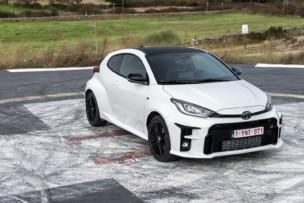 Primera prueba Toyota GR Yaris 2020: Sencillamente sublime
