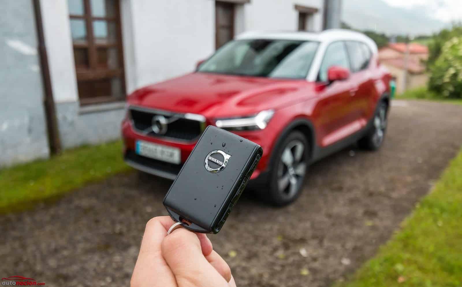 El nuevo logo de Volvo dejará atrás los cromados