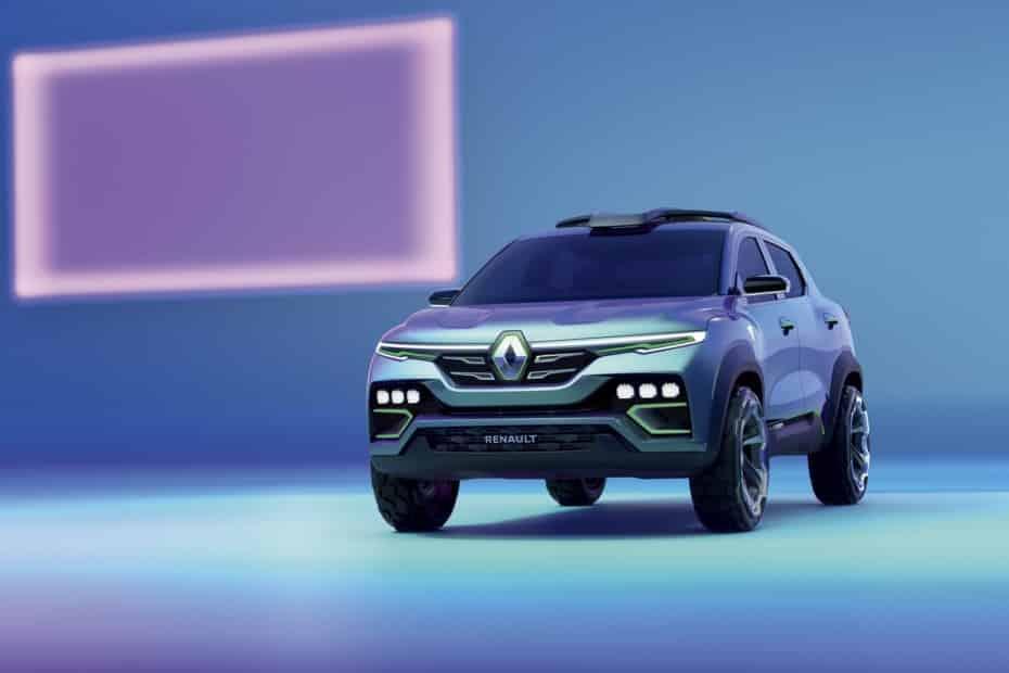 Renault Kiger: un anticipo de lo que la marca tiene preparado para la India