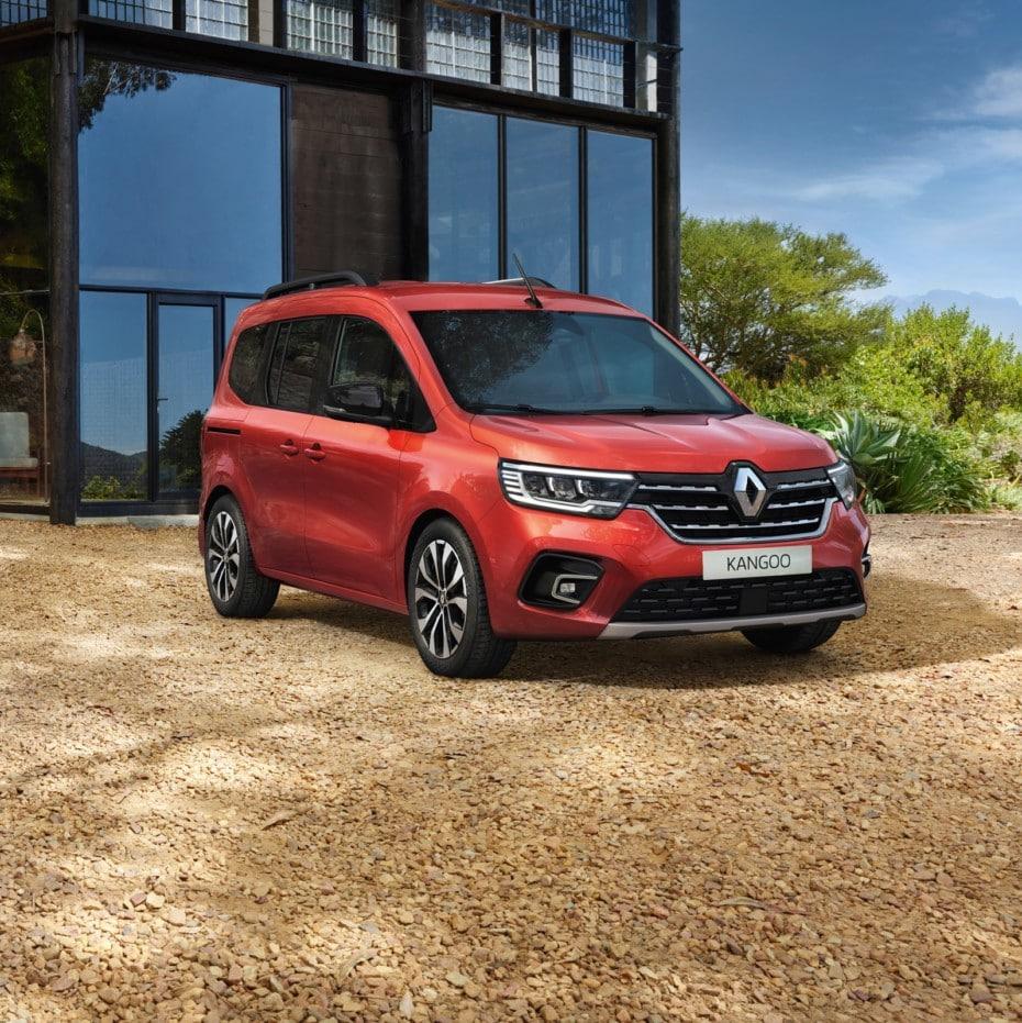 Ya a la venta el nuevo Renault Kangoo Combi: No es barato