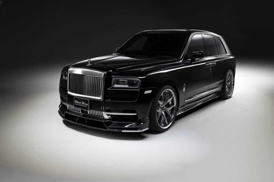 Ojo al excéntrico Rolls-Royce Cullinan Black Bison: ¿Locura irracional o pleno acierto?