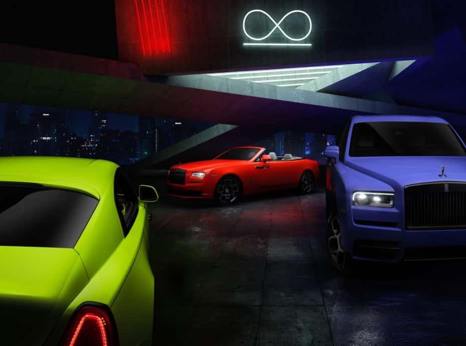 Rolls-Royce presenta sus colores «neón»: Si el fundador de la marca levantara la cabeza…