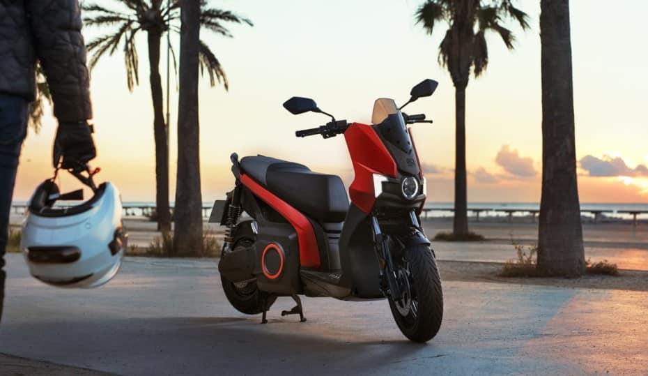 Ya puedes comprar el SEAT MÓ eScooter 125: Disponible desde 3 euros al día