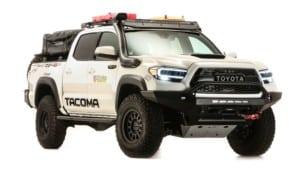 Toyota Tacoma Overland-Ready: no existe pero puedes construirlo...