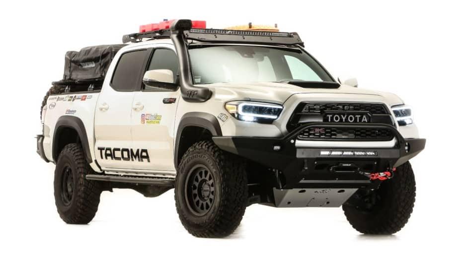 Toyota Tacoma Overland-Ready: no existe pero puedes construirlo…