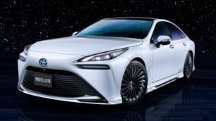 Modellista se atreve con el Toyota Mirai 2021: más deportividad sin perder la elegancia
