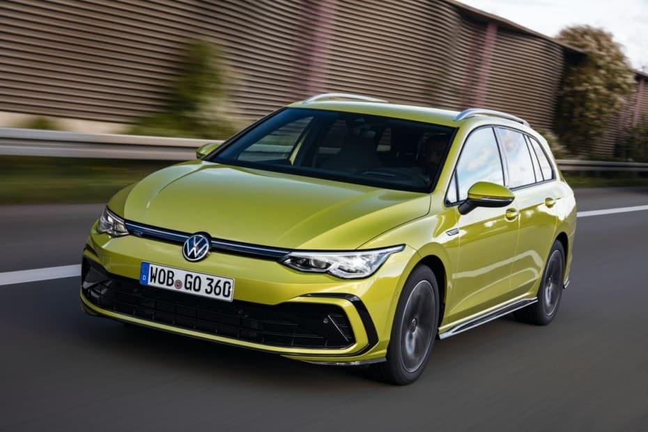 La gama del Volkswagen Golf Variant se enriquece con más versiones