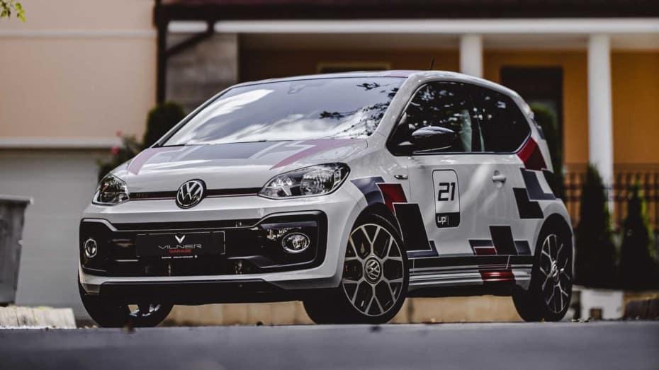 El Volkswagen Up! GTI todavía más picante, pero solo es una cara bonita