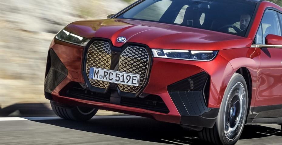 ¿Sabías que la nueva parrilla de BMW es capaz de auto-repararse?