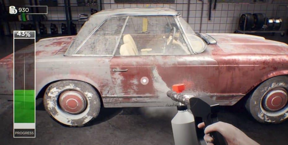 Car Detailing Simulator vuelve a la carga: podría estar muy cerca…