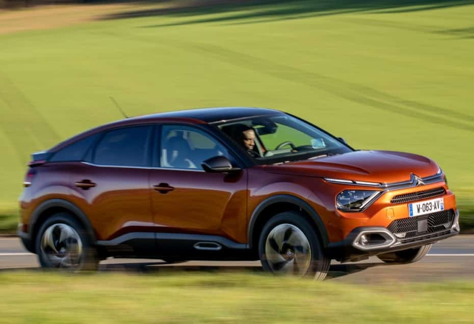 Citroën España envía los primeros C4 a Chile