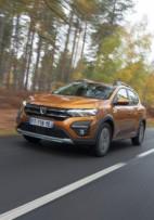 Nuevas imágenes de los Dacia Sandero y Sandero Stepway 2021
