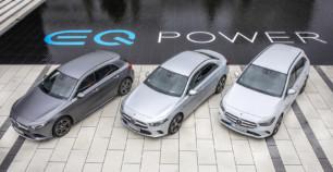 Presentación gama Mercedes MY2021 en Madrid: La tecnología EQ Power se extiende