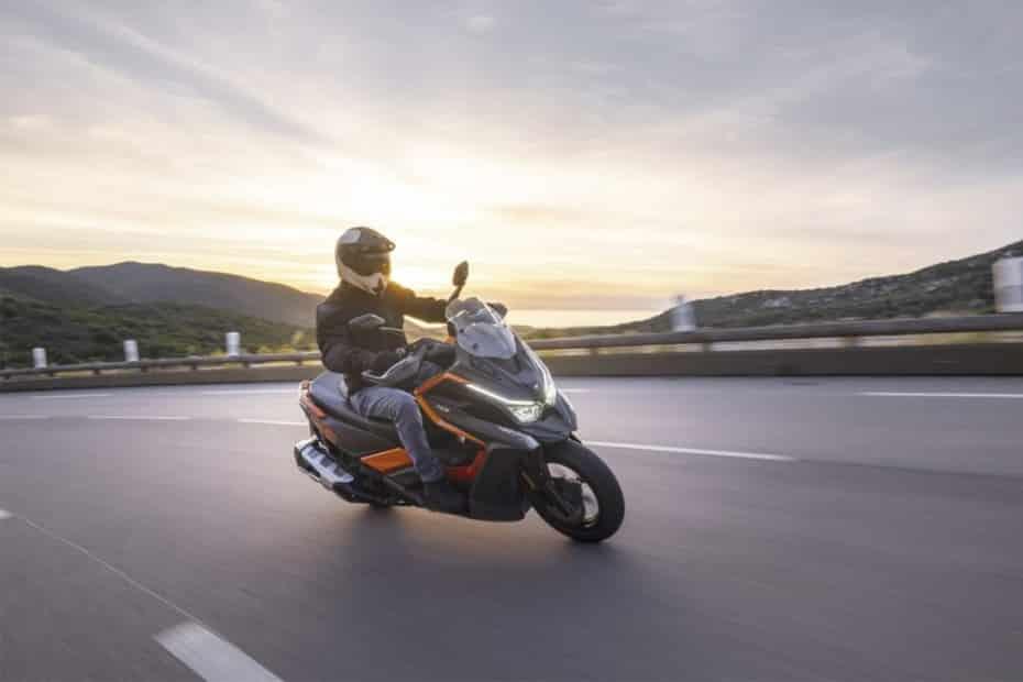 Así es el nuevo Kymco DT X360: El scooter que estabas esperando