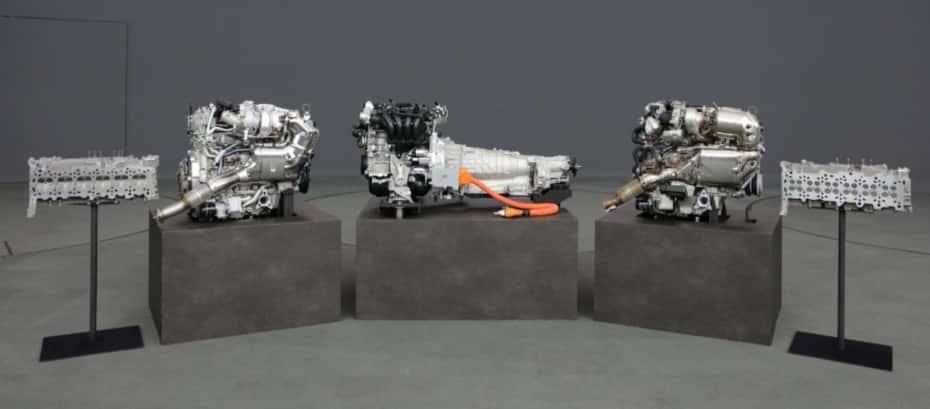 Mazda nos enseña su nuevo motor de 6 cilindros en línea: ¿la nueva BMW?
