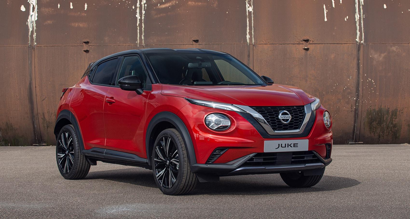 Ya a la venta la gama Nissan Juke 2021: Sin grandes cambios