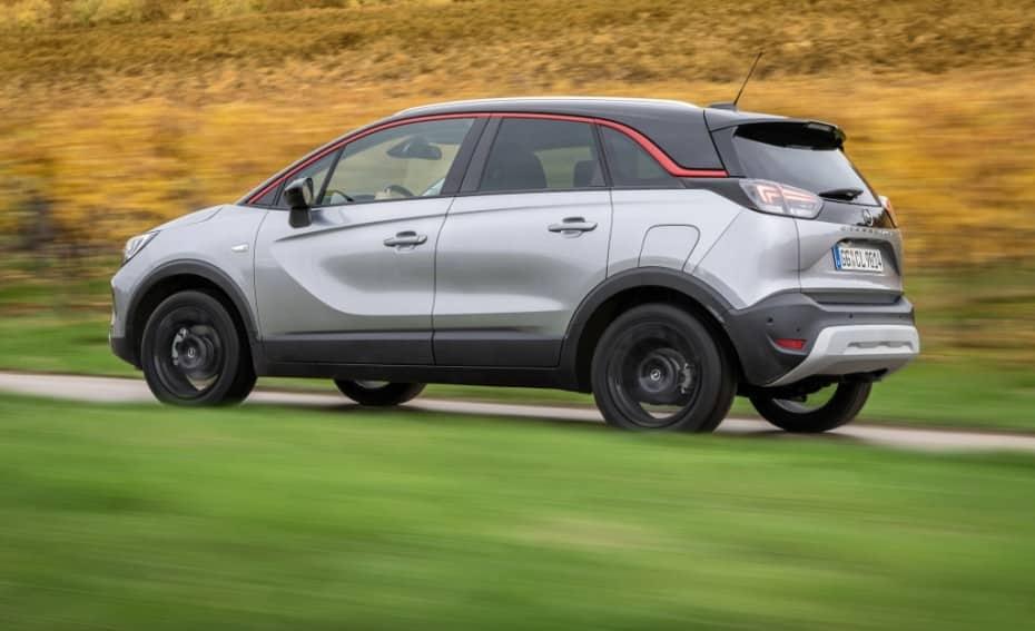El Opel Crossland estrena versión básica: Mucho más barata pero nada interesante