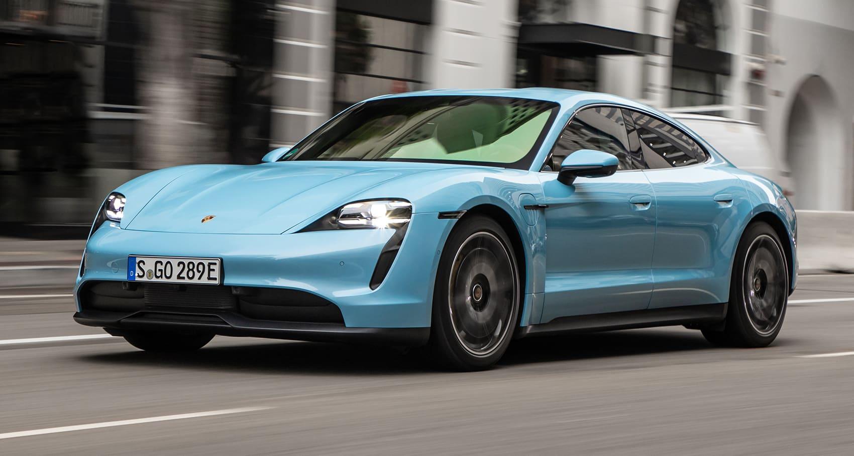 Llamadas a revisión Porsche