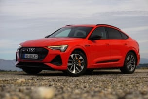 Prueba Audi e-tron Sportback: Más impactante que nunca