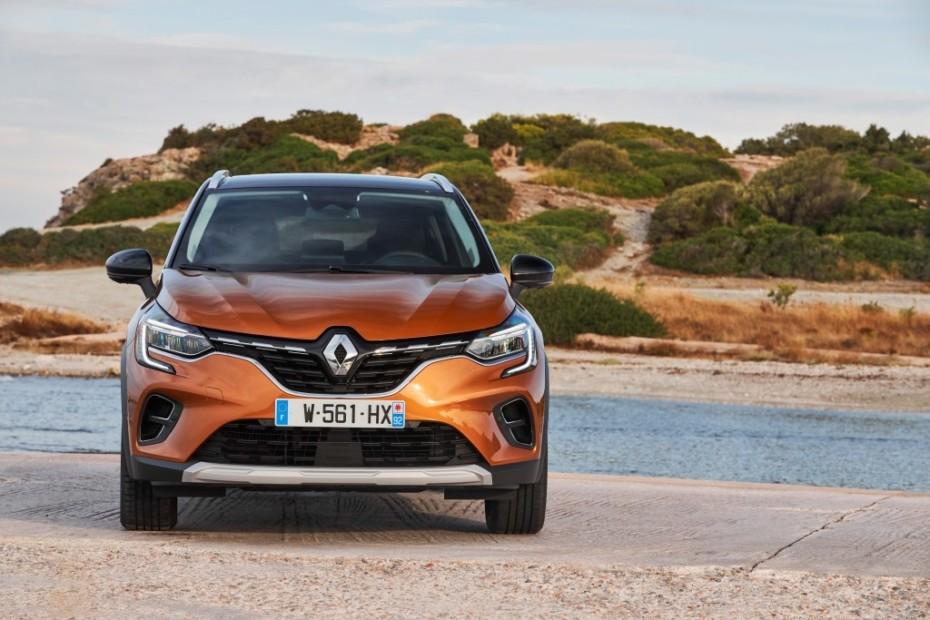 El Renault Captur estrena motor de acceso