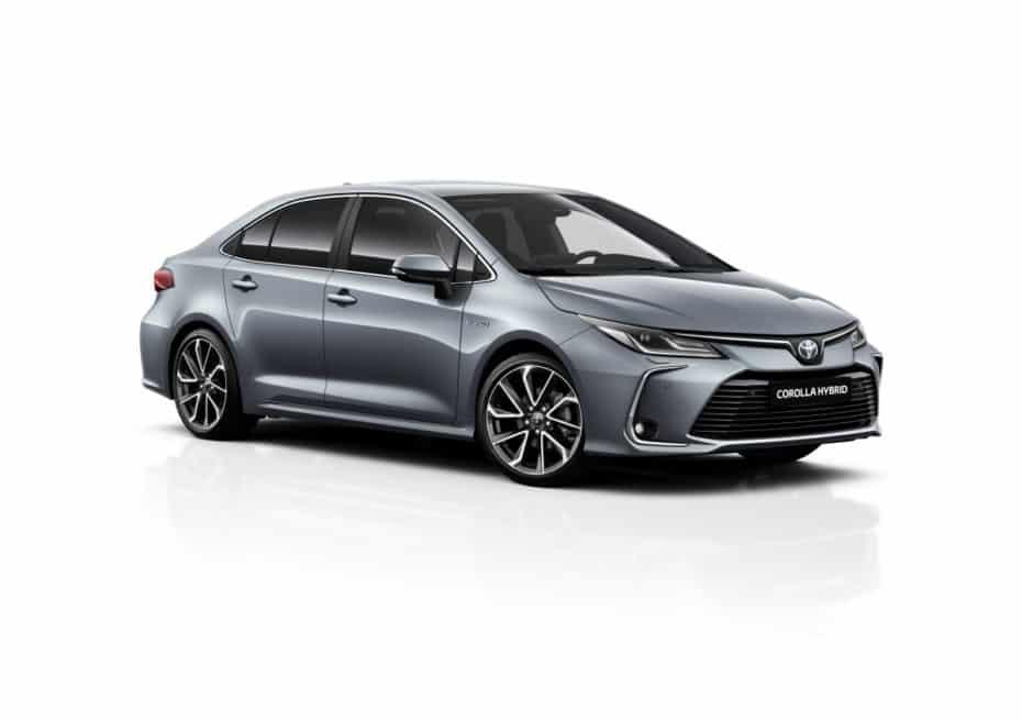 El Toyota Corolla Sedán se pone al día: Ahora más equipado