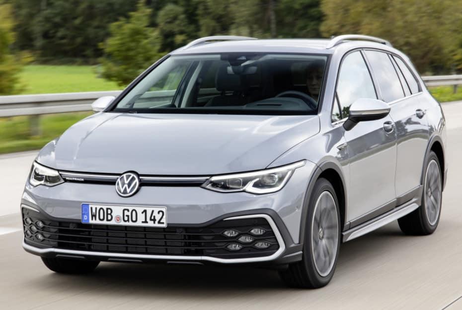 Así es el nuevo Volkswagen Golf Alltrack: Llega la opción campera