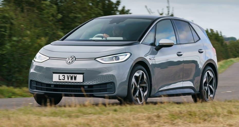 El VW ID.3 ya lidera las ventas de eléctricos en Europa: Al menos en octubre