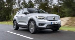 Ventas octubre 2020, Suecia: Volvo líder, Opel y Mitsubishi en caída libre