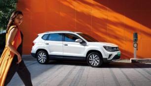 Un SEAT Ateca eléctrico sería posible: Así es el nuevo Volkswagen e-Tharu