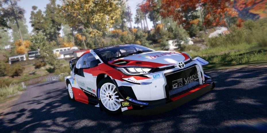 Así es el Toyota GR Yaris Rally Concept: debuta de forma virtual…