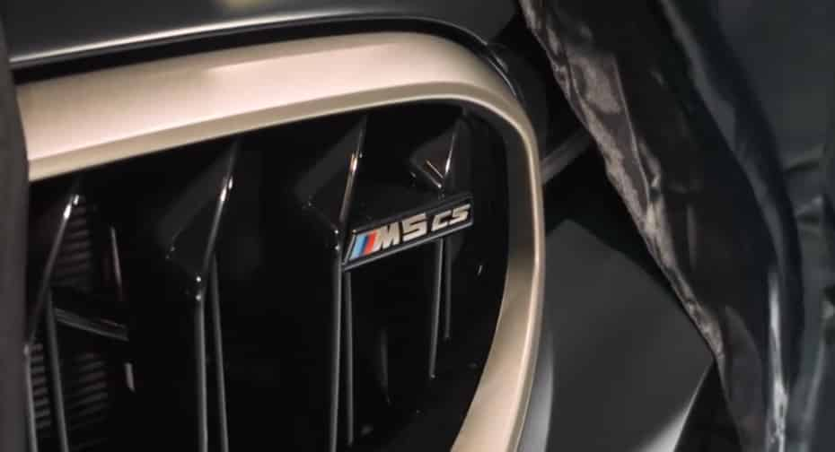 Ya conocemos las cifras del BMW M5 CS 2021: debuta en enero con menos peso y más potencia