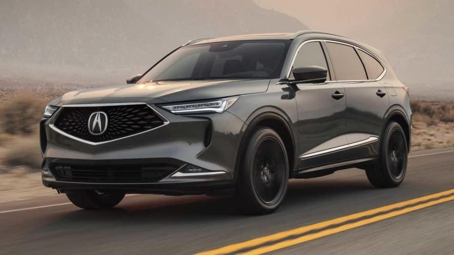 ¡Oficial! Acura MDX 2021: la cuarta generación estrena una poderosa versión Type S